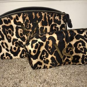 Victoria's Secret Makeup Bags